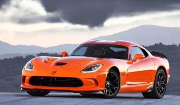 60 New 2020 Dodge Viper Roadster Redesign And Concept