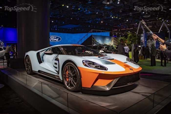 60 New 2020 Ford Gt Supercar Concept And Review