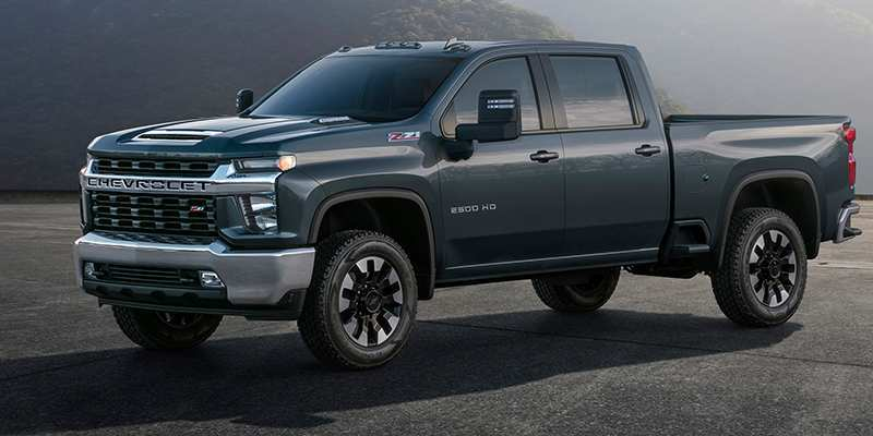 60 New 2020 GMC Sierra 2500Hd Redesign