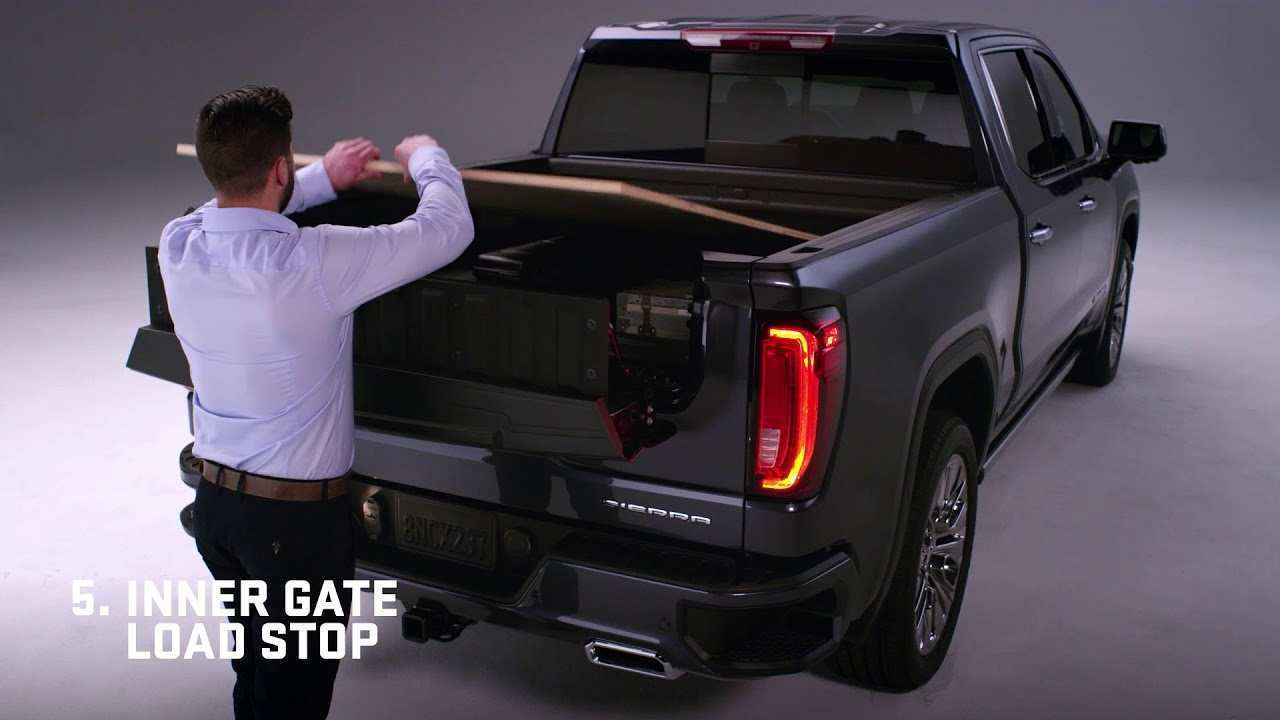 60 New 2020 GMC Sierra Tailgate Redesign And Concept