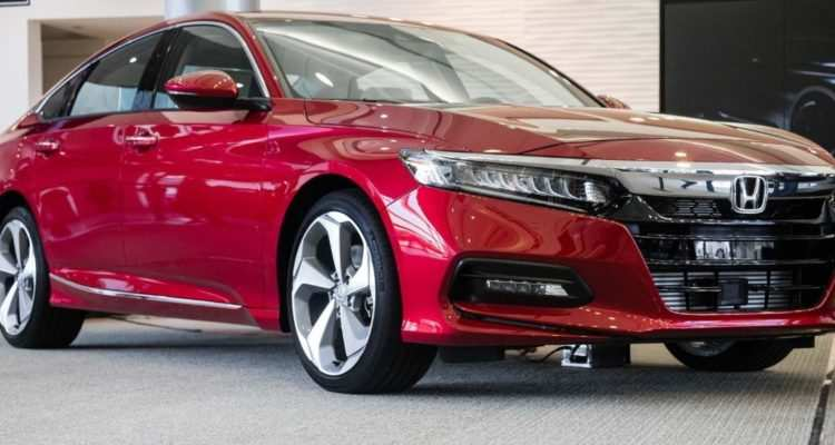 60 New 2020 Honda Accord Spirior Release Date