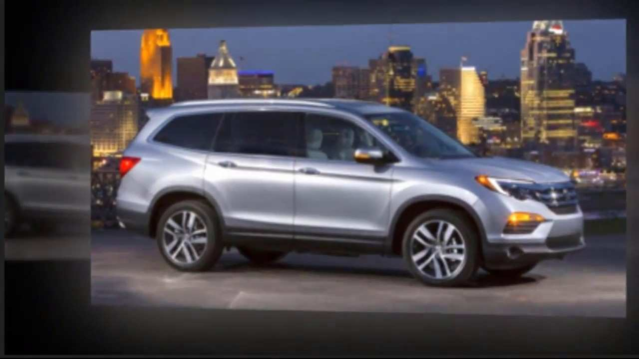 60 New 2020 Honda Pilot Photos