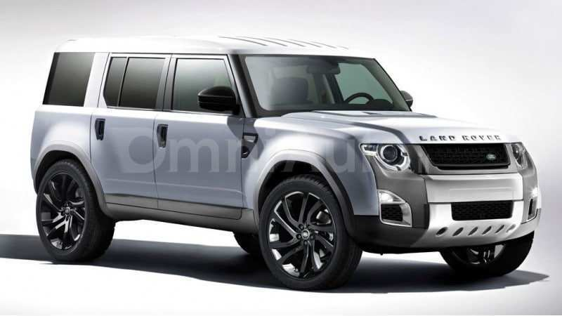 60 New 2020 Land Rover LR4 Redesign and Review
