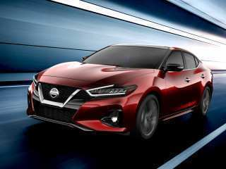 60 New 2020 Nissan Maxima Detailed Release Date