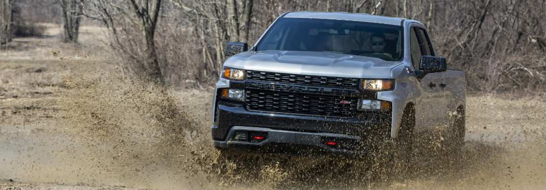 60 New 2020 Silverado 1500 Engine