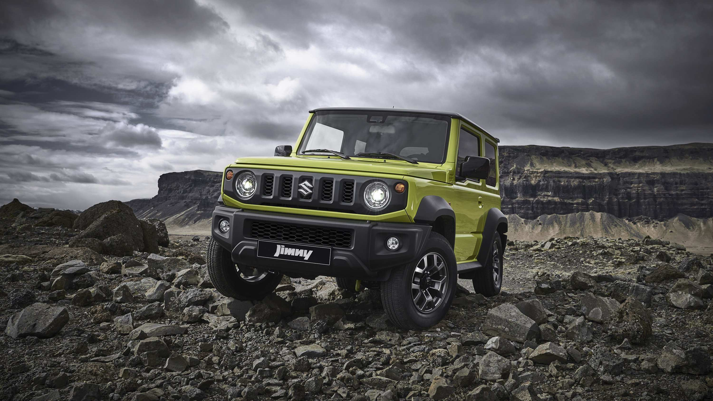 60 New 2020 Suzuki Jimny First Drive
