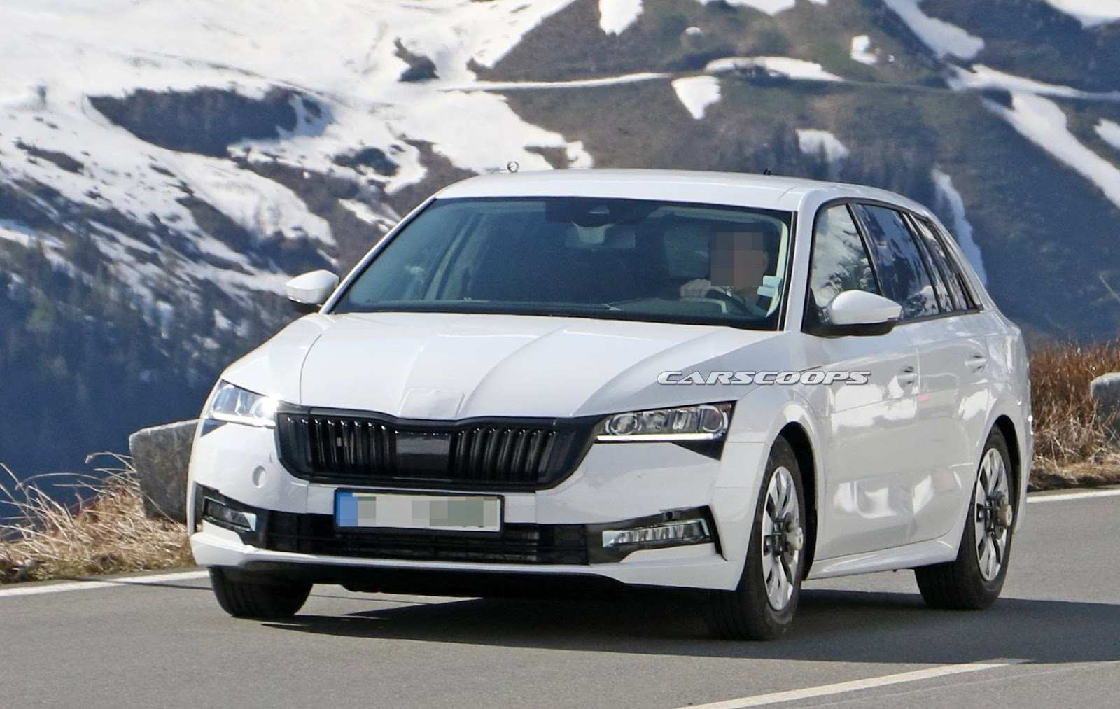 60 New 2020 The Spy Shots Skoda Superb Overview