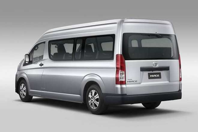 60 New 2020 Toyota Hiace New Concept