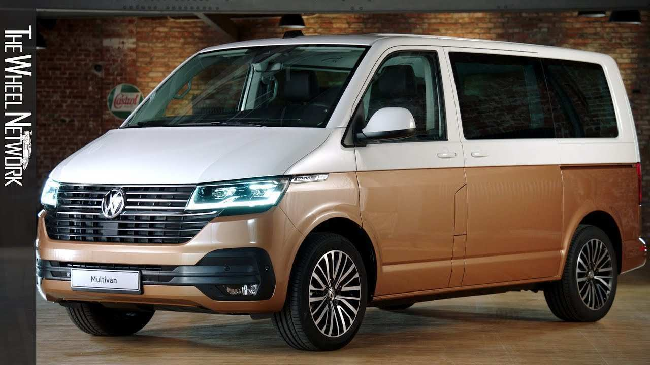 60 New 2020 VW Transporter Performance And New Engine