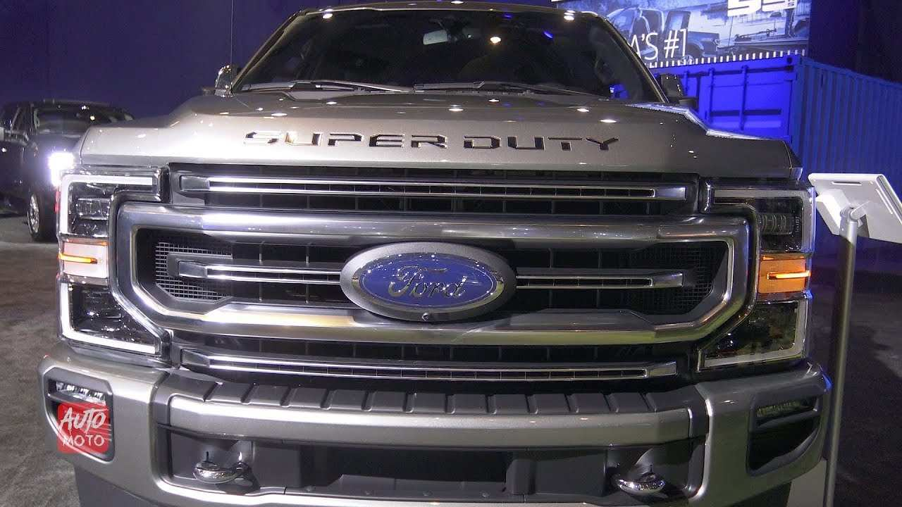 60 New Ford Platinum 2020 Pictures