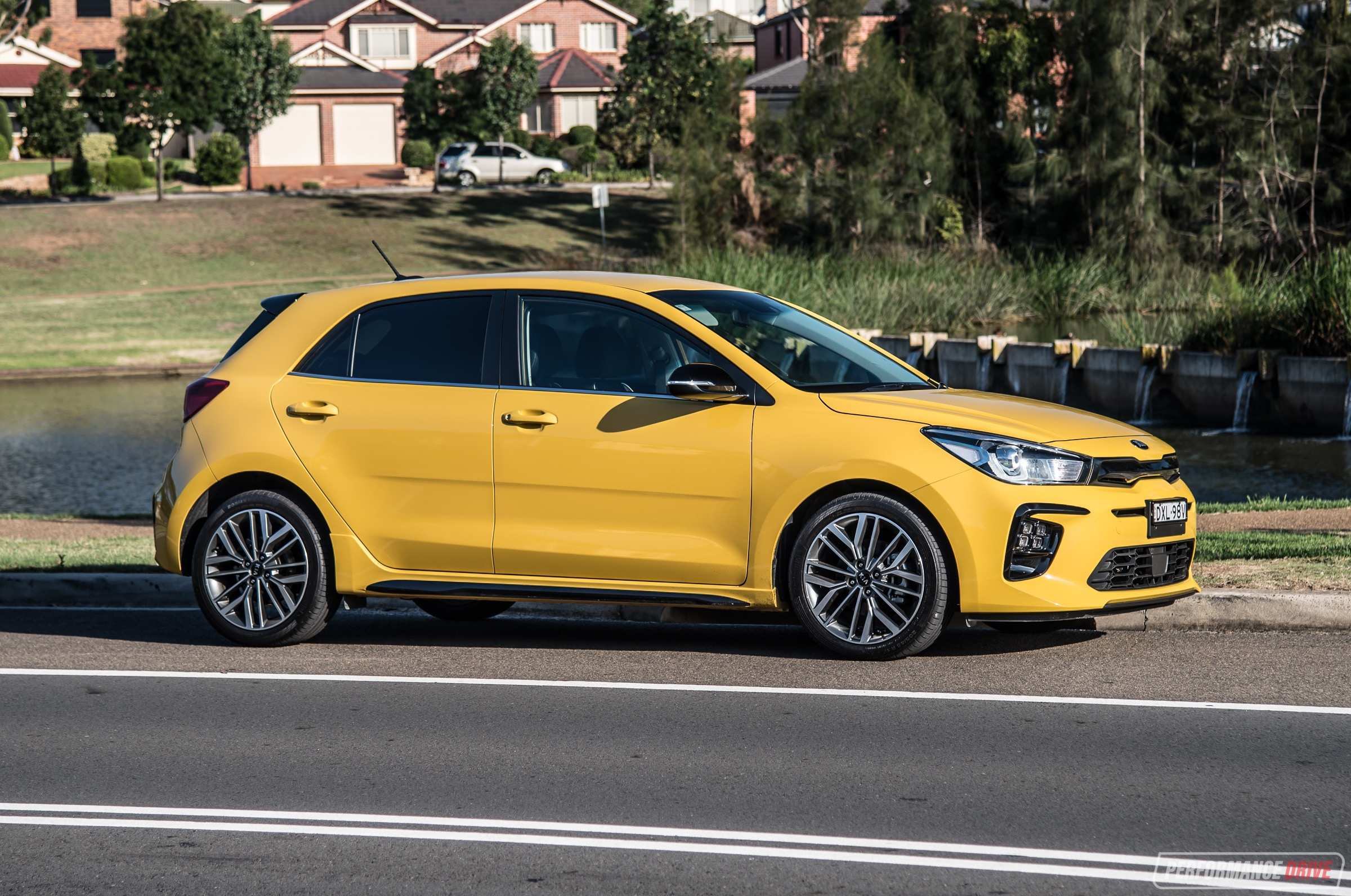60 New Kia Rio 2019 Review Overview