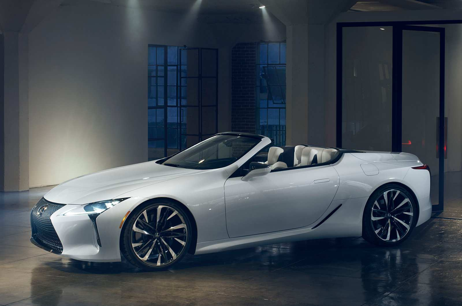 60 New Lexus Convertible 2020 Exterior