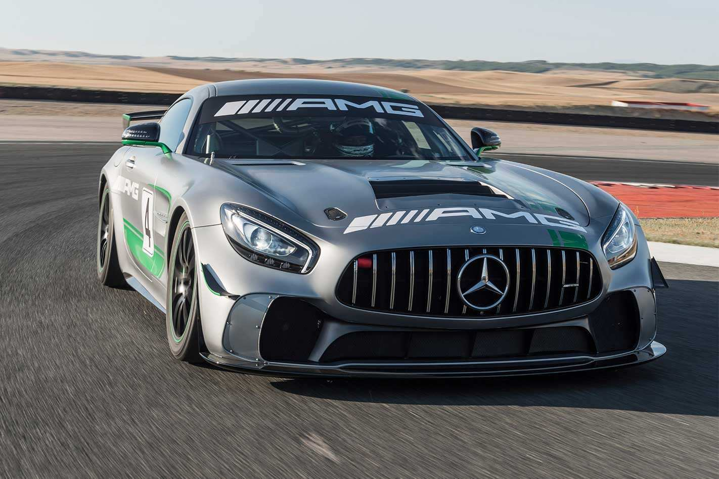 60 New Mercedes 2019 Amg Gt4 Concept