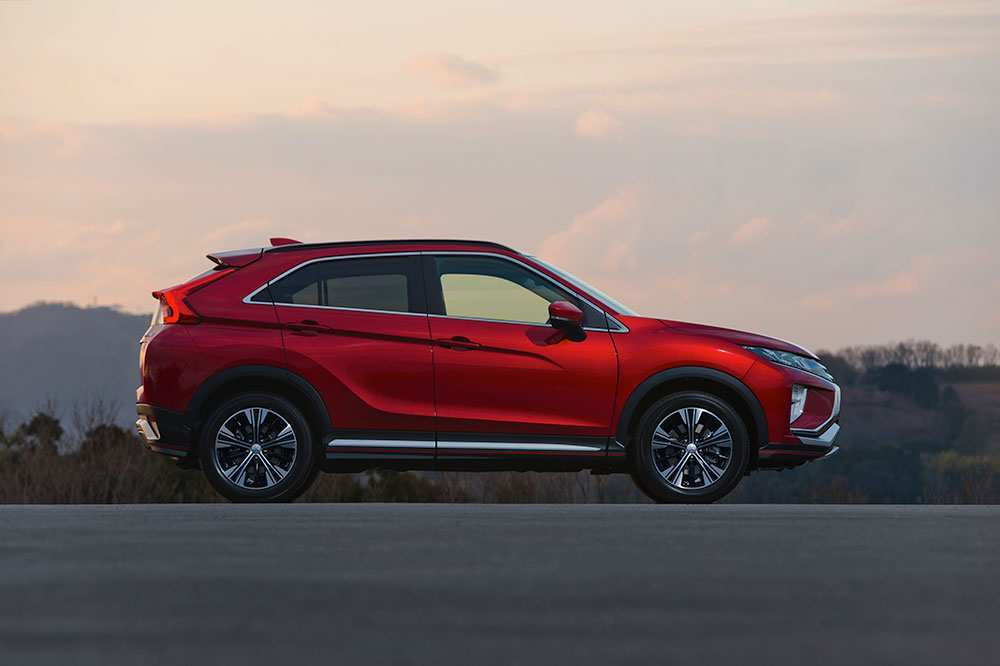 60 New Mitsubishi Eclipse Cross Hybrid 2020 Research New