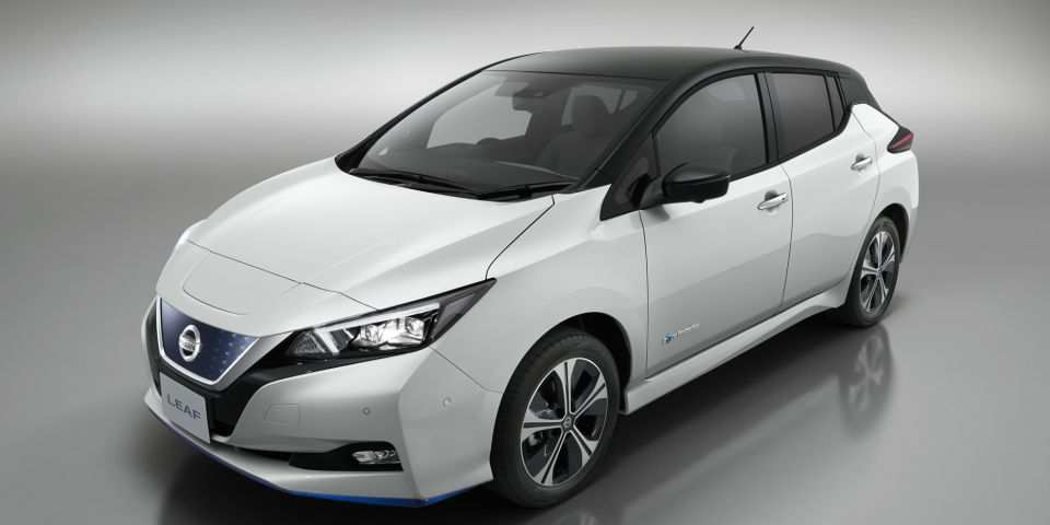 60 New Nissan Leaf 2019 Review Price Design And Review