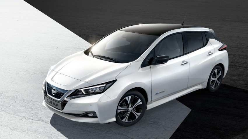 60 New Nissan Leaf 2020 Uk New Review