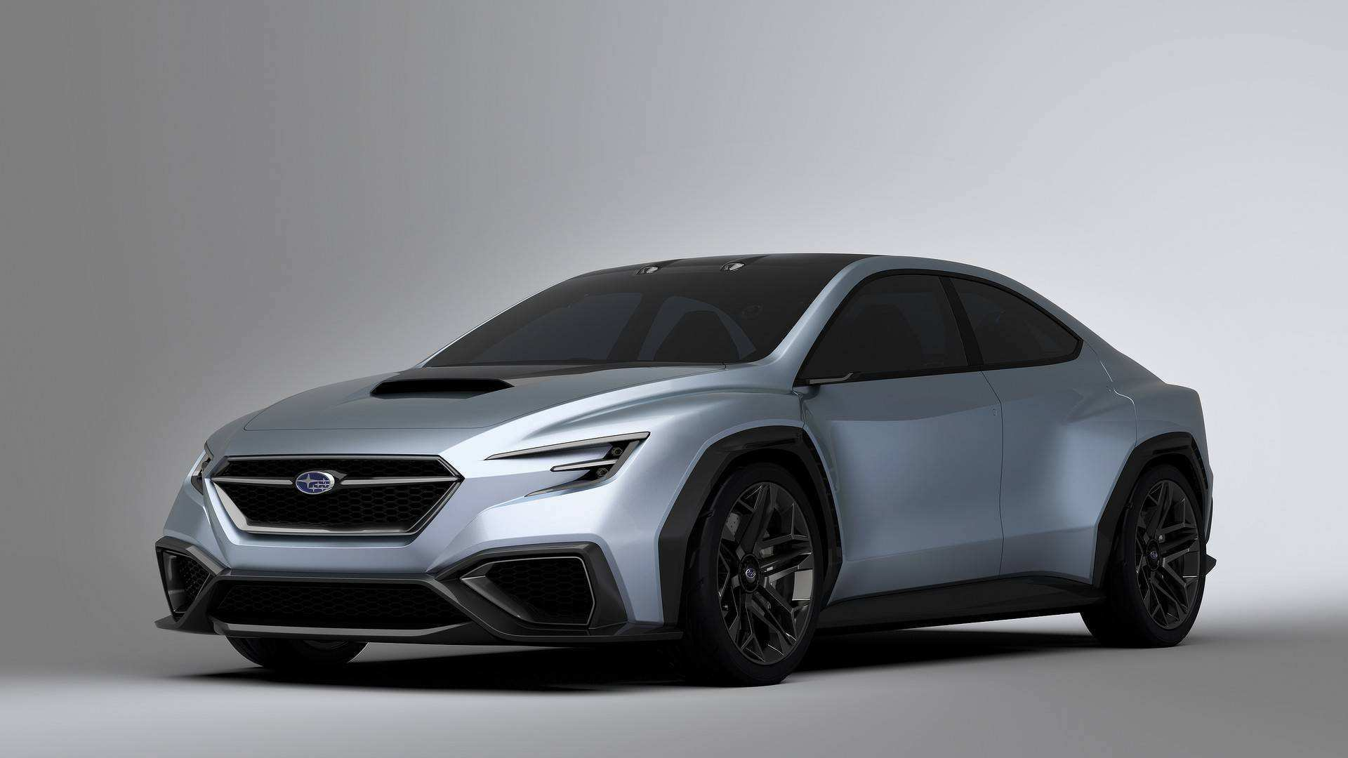 60 New Subaru Electric 2020 Exterior