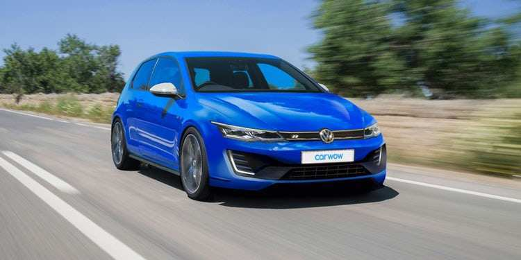 60 New Volkswagen Golf R 2020 Price Design And Review