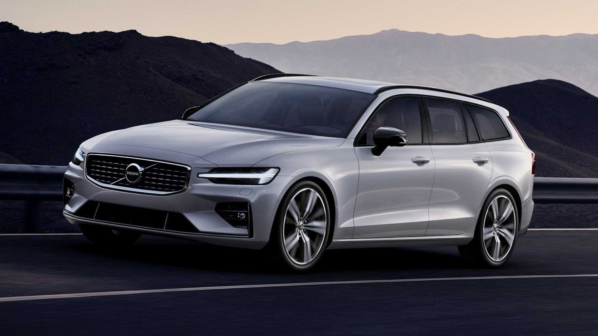 60 New Volvo V60 2019 Redesign