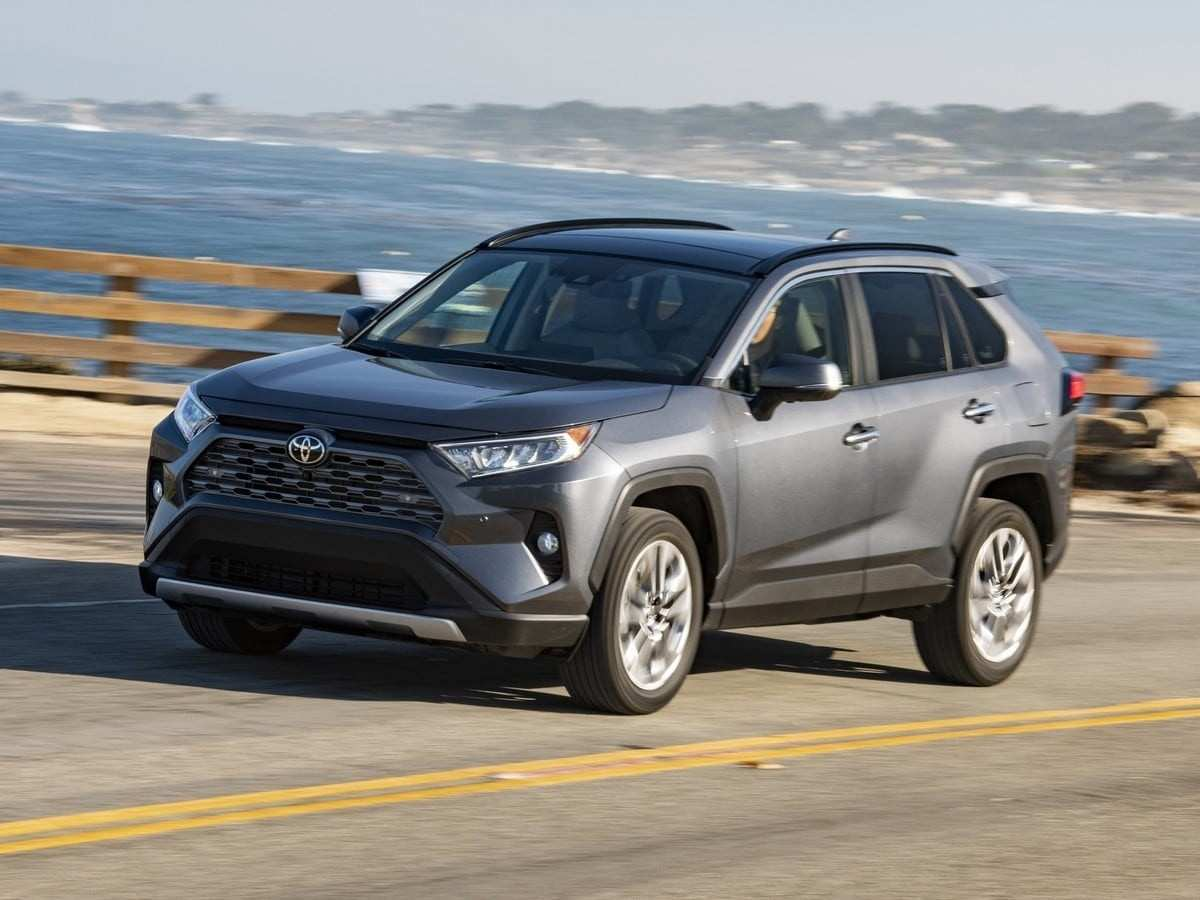 60 New When Do Toyota 2019 Come Out First Drive