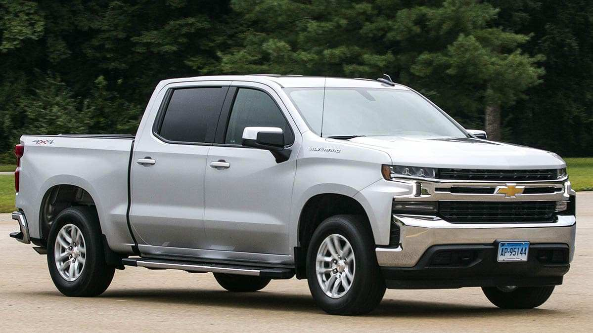 60 The 2019 Chevy Silverado Specs