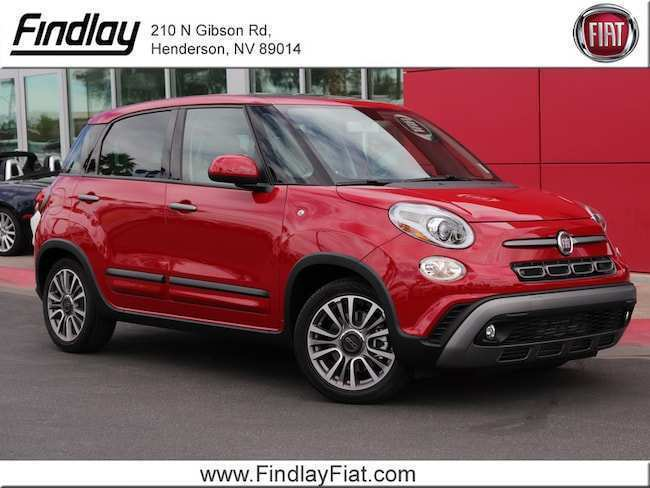 60 The 2019 Fiat 500L Redesign
