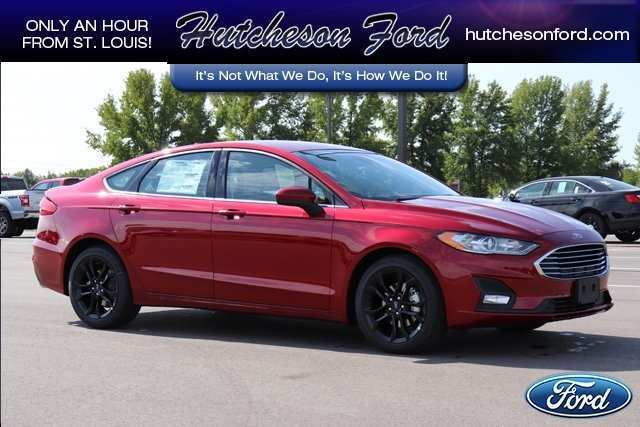 60 The 2019 Ford Fusion Performance And New Engine