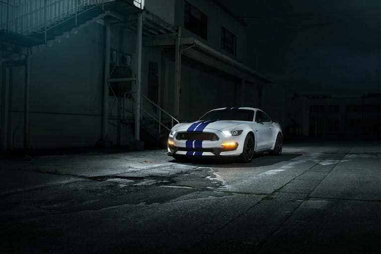 60 The 2019 Ford GT350 Configurations