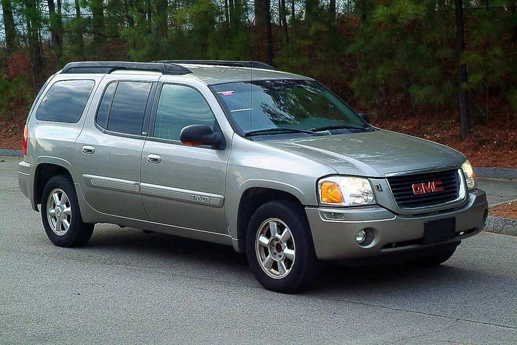 60 The 2019 GMC Envoy History