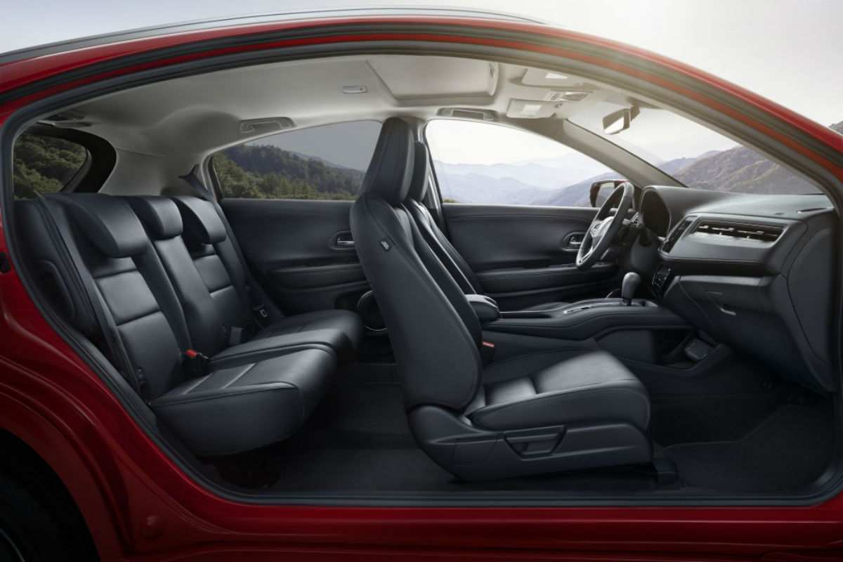 60 The 2019 Honda HR V Review And Release Date