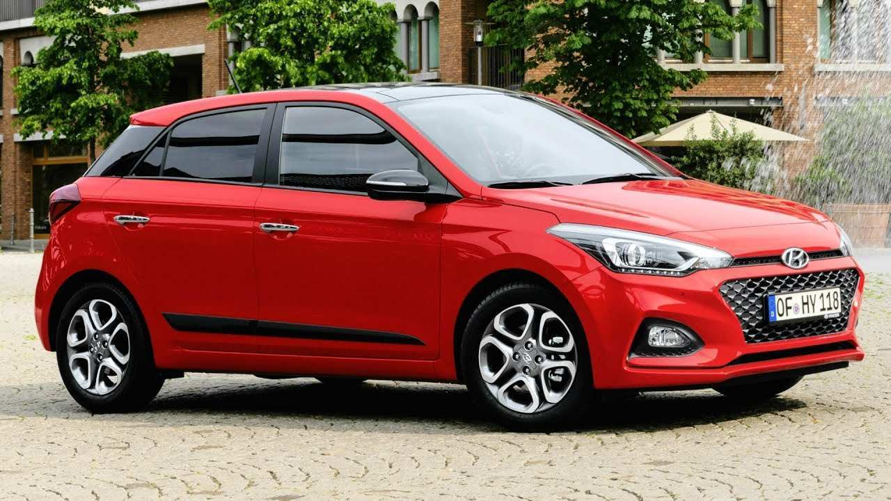 60 The 2019 Hyundai I20 Overview