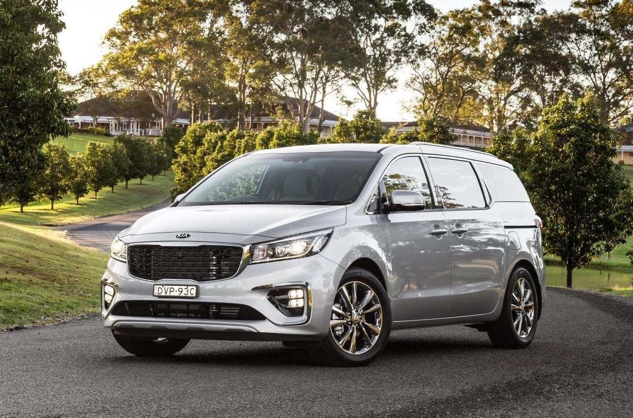 60 The 2019 Kia Carnival Redesign
