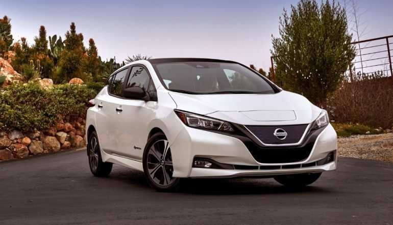 60 The 2019 Nissan Leaf Range Redesign