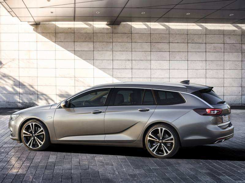 60 The 2019 Opel Insignia Price