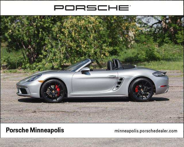 60 The 2019 Porsche Boxster S First Drive
