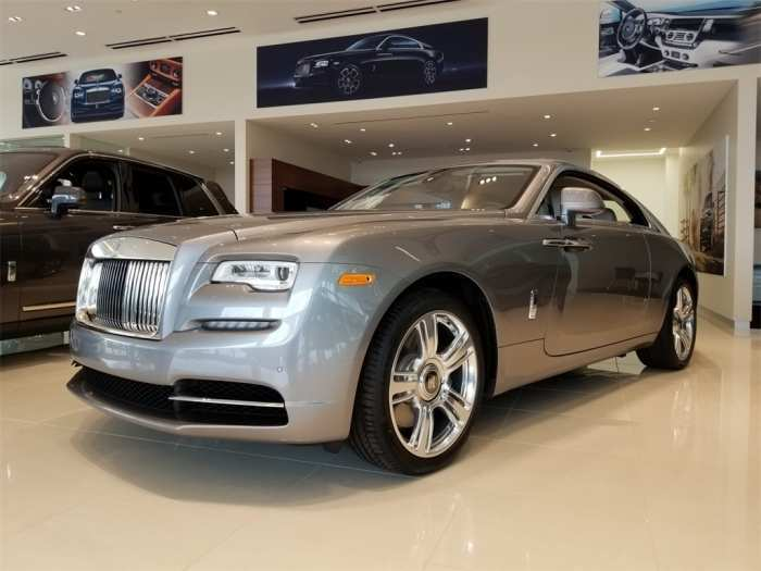 60 The 2019 Rolls Royce Wraith Rumors