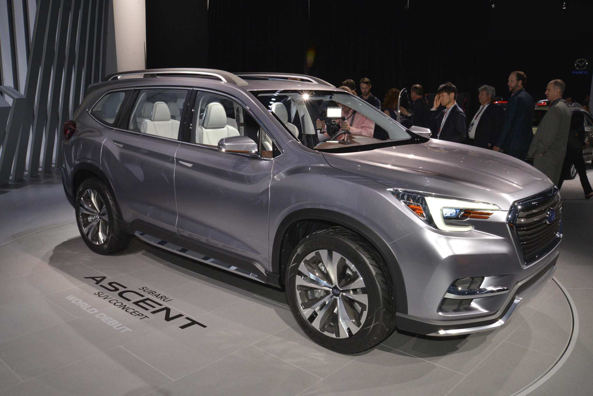 60 The 2019 Subaru Tribeca Review