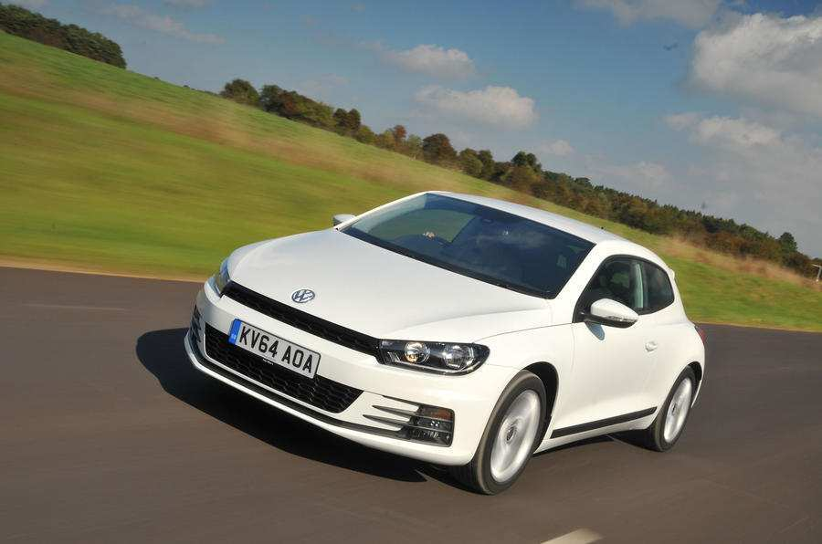 60 The 2019 Volkswagen Scirocco Picture
