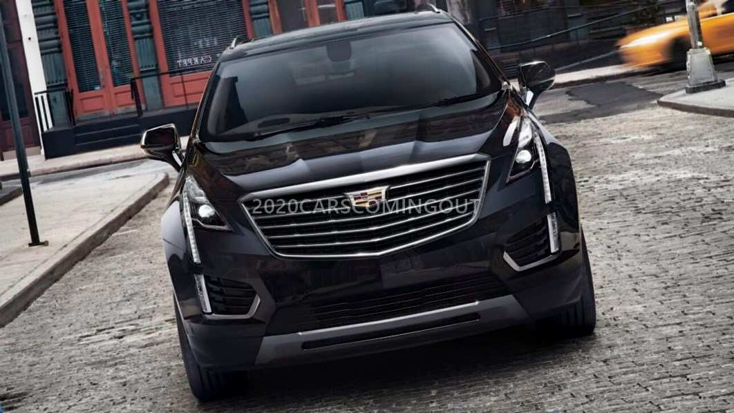 60 The 2020 Cadillac Escalade Ext Concept