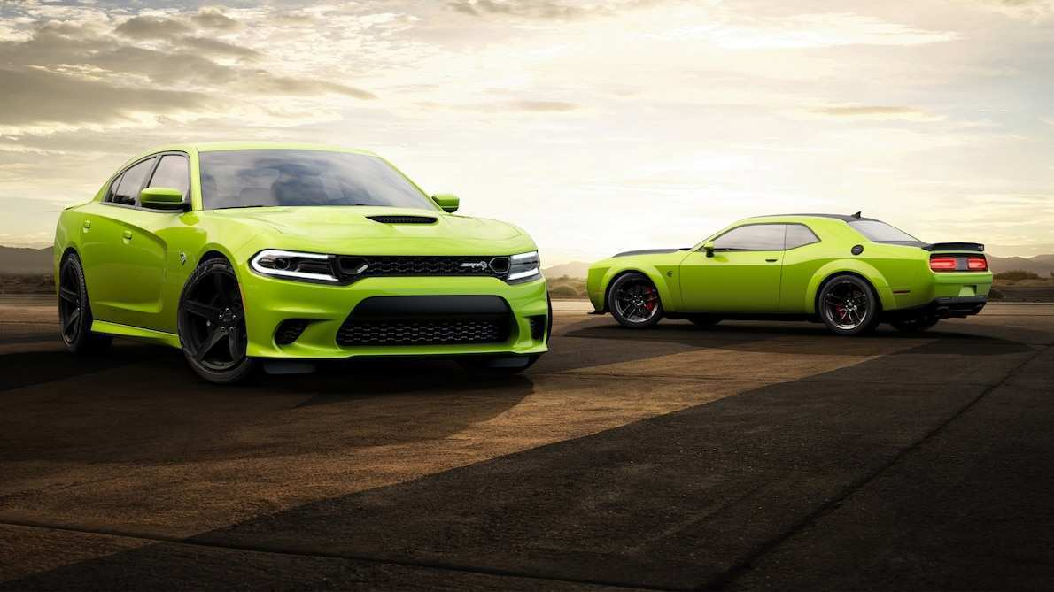 60 The 2020 Dodge Charger Rumors