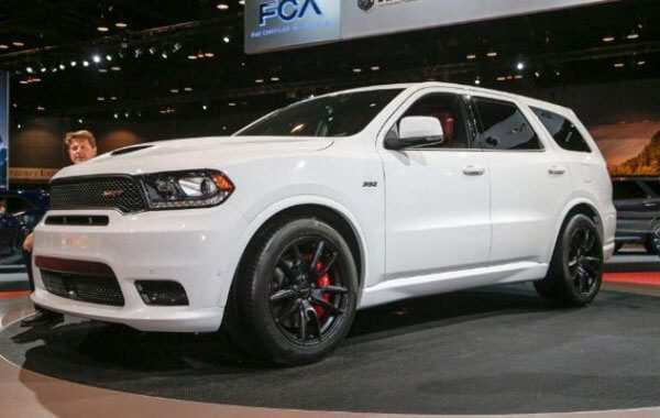 60 The 2020 Dodge Durango First Drive