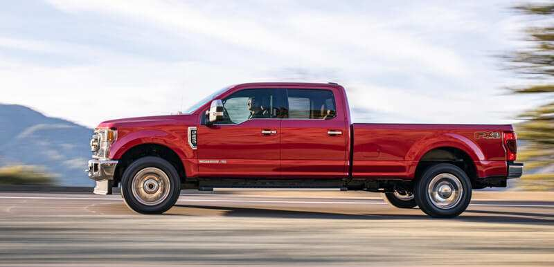60 The 2020 Ford Super Duty Concept And Review