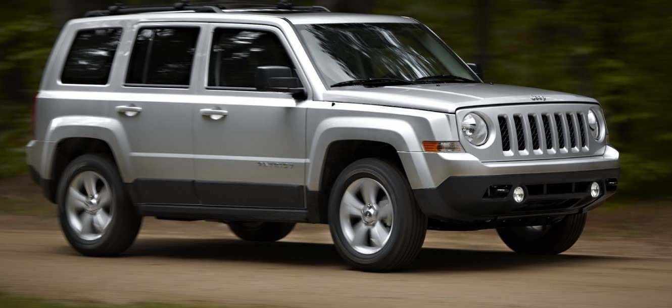 60 The 2020 Jeep Patriot Release Date