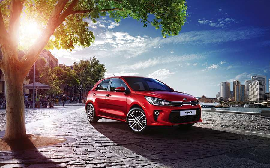 60 The 2020 Kia Rio Pictures