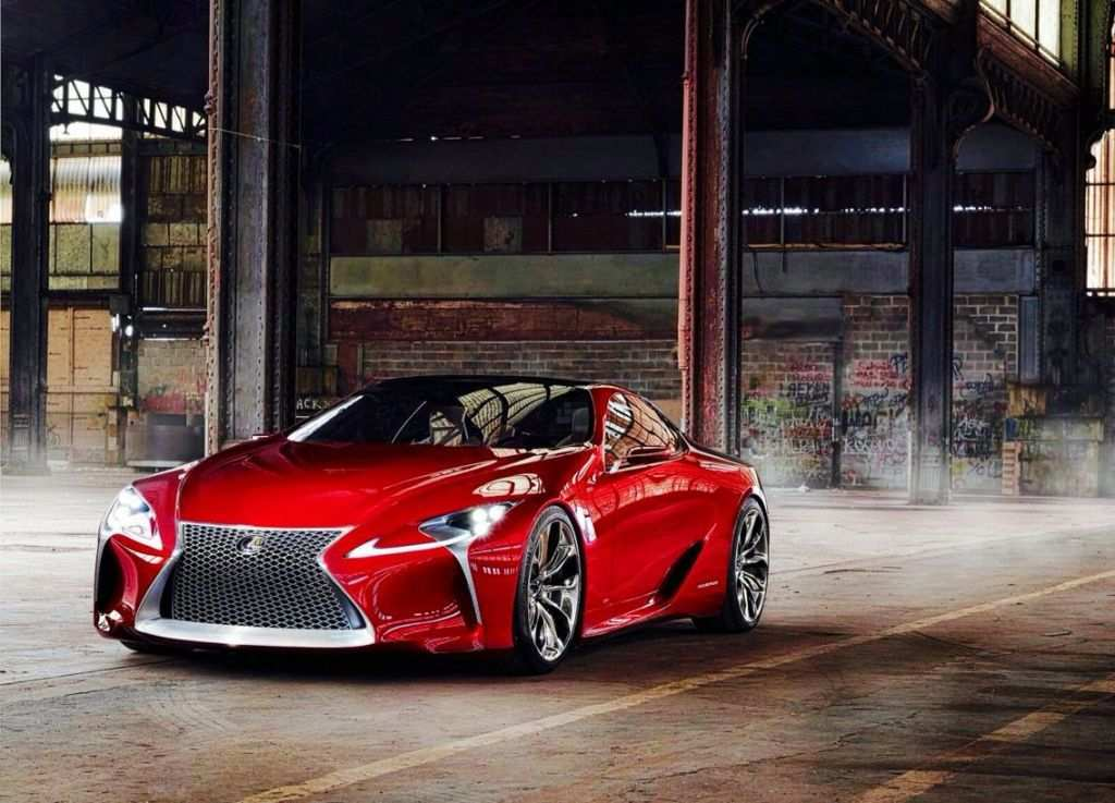 60 The 2020 Lexus Lf Lc Ratings