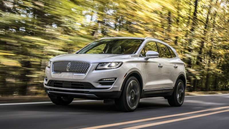 60 The 2020 Lincoln MKC Style