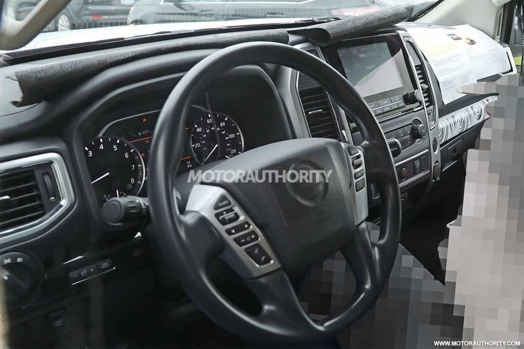 60 The 2020 Nissan Titan Xd Price Design And Review