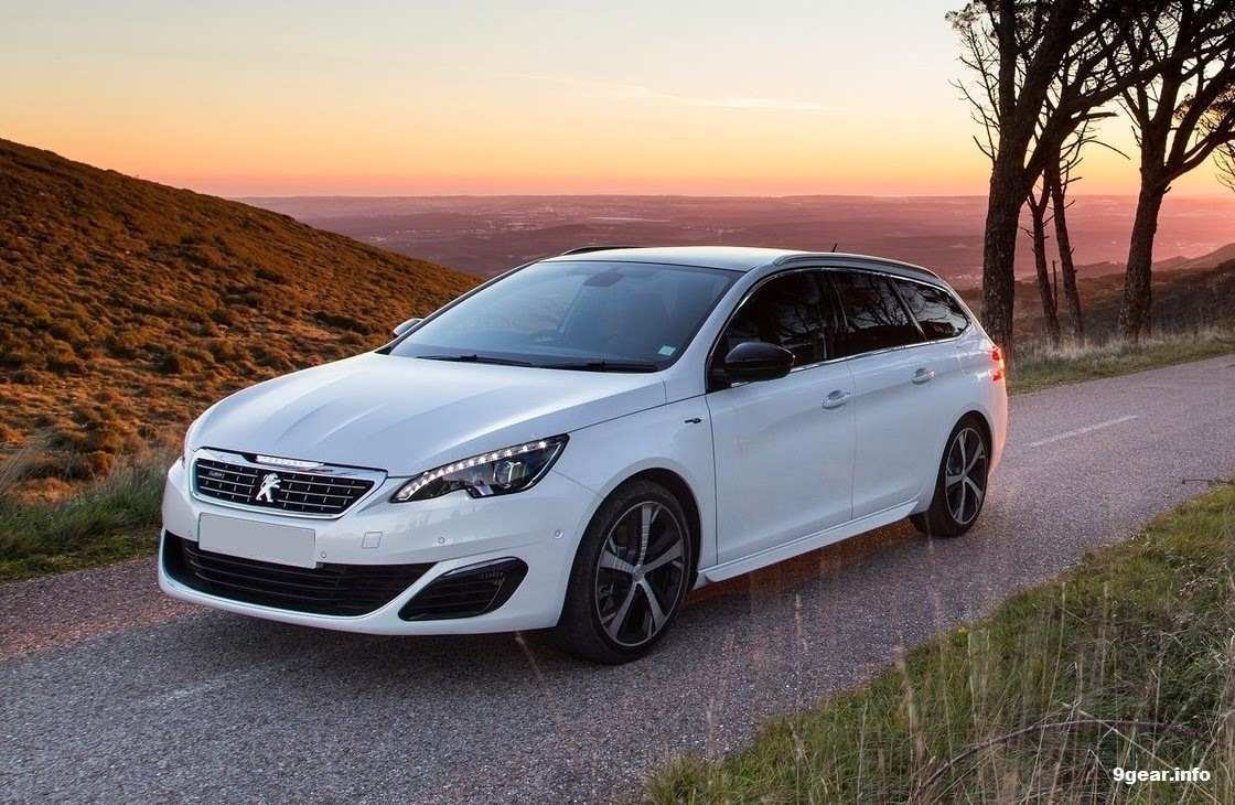 60 The 2020 Peugeot 308 Concept And Review