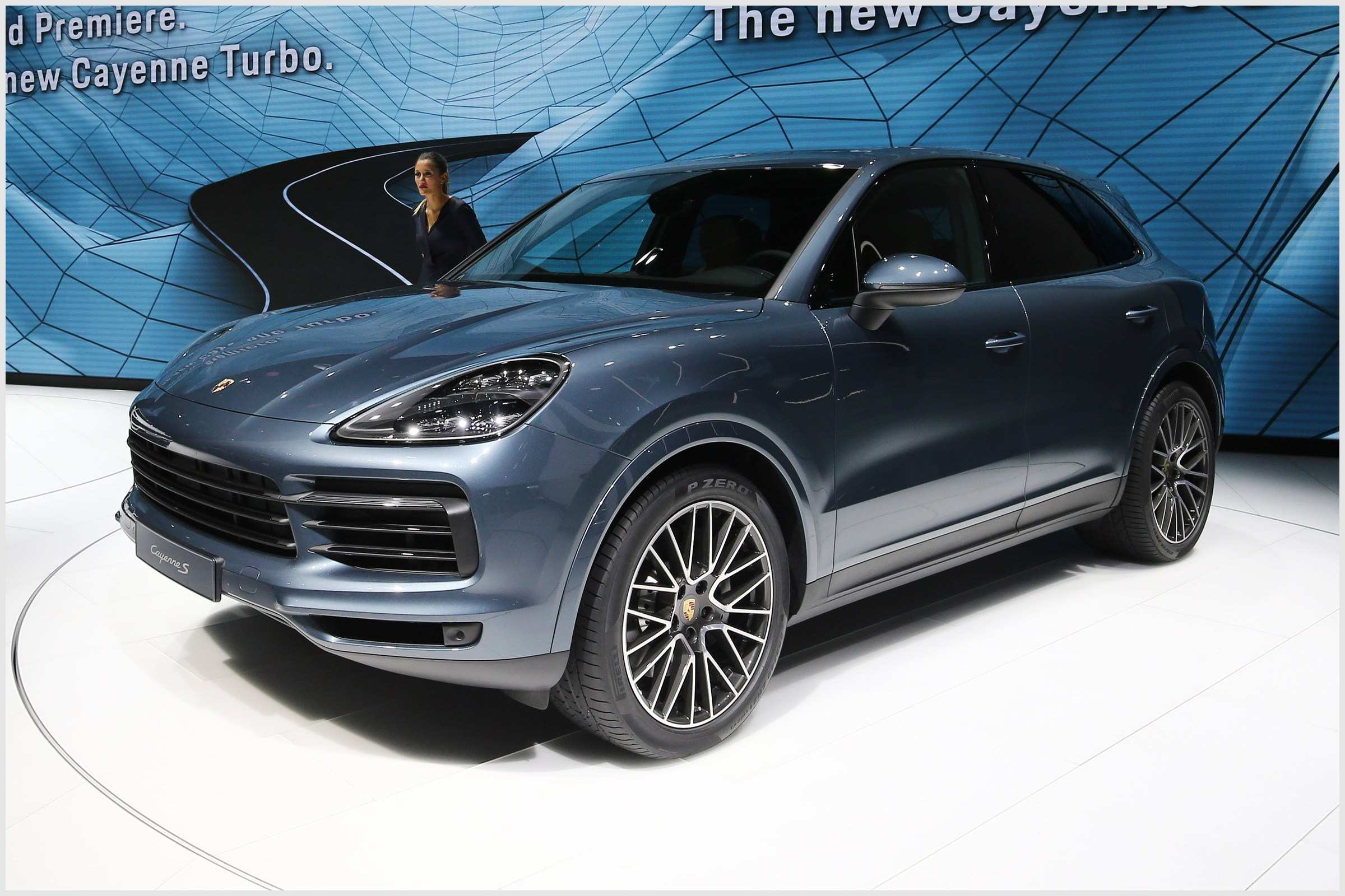 60 The 2020 Porsche Cayenne Turbo S Configurations