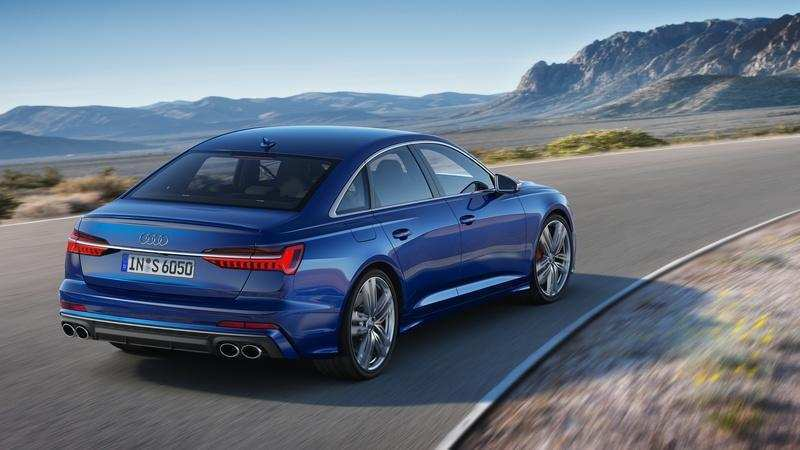 60 The 2020 The Audi A6 Overview
